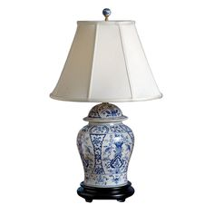 English Style Blue And White Porcelain Lamp | Table U0026 Desk Lamps | Lamps |  Home