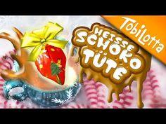Heisse Schoko aus der Tüte  Adventskalender basteln 11 | Kinderkanal Kinder Rezepte - Tobilotta 73 - YouTube
