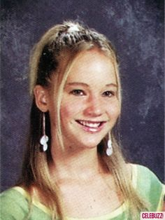 YES Jennifer Lawrence before she was famous.