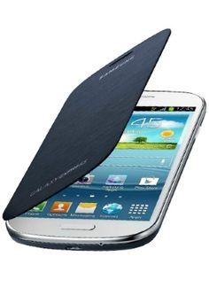 Samsung Flip Cover for Galaxy Express - Blue