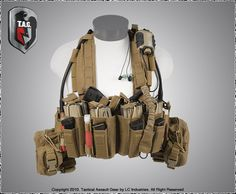Intrepid Chest Rig