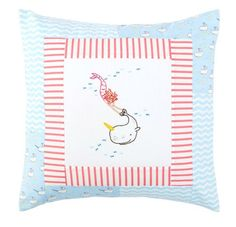 Under-the-Sea Pillow | AllPeopleQuilt.com