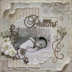 The Dusty Attic Blog: Sweet Dreams - Vicky Alberto