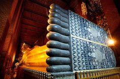 Wat Phra Chetuphon Vimonmangklararm, Bangkok; Tailândia, www.calcathai.com