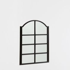 BLACK WINDOW MIRROR - Mirrors - Decoration | Zara Home United States of America