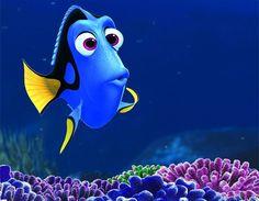 Dory (ellen degeneres) Finding Nemo