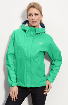 The North Face, Lizzie Green Venture Jacket