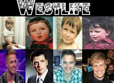 Westlife Baby Guys