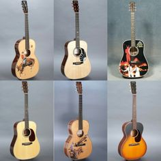 Over 200 plus NEW Martin guitars in stock every day! We are an authorized Martin dealer AND Martin Repair Shop!  www.elderly.com   888-473-5810