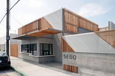 Desain Arsitektur Cafe di L.A Yang Bersahaja  htpp://arsitekinterior.com