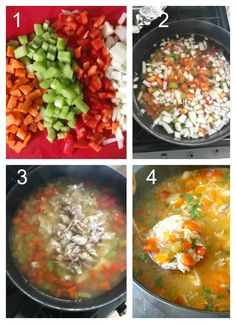 One-Pot Leftover Turkey Rice Soup, a quick and easy recipe for chilly days. This homemade soup is loaded with veggies, it's healthy, and so delicious. Leftover Roast Beef, Leftover Turkey Recipes, Leftover Ham, Turkey Rice Soup, Wild Rice Soup, Bowl Of Soup, Homemade Soup, Easy Chicken Recipes, Quick Easy Meals
