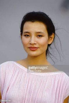 Chinese actress Joan Chen plays the Chinese Emperor Pu Yi's wife, Wan. Joan Chen, Chinese Emperor, Last Emperor, Hollywood, Chinese Actress, Celebs, Celebrities, Beautiful Asian Girls, On Set