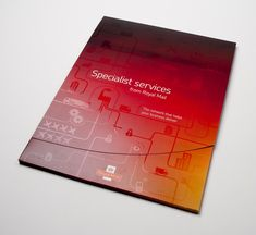 Specialist services by Cat Townsend, via Behance
