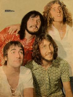 The Who - 1971 UK
