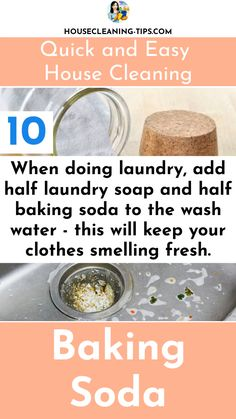 Baking Soda is the original all-purpose cleaner. Find out what it is and learn some baking soda uses for cleaning your home. #bakingsodauses #bakingsodacleaning Baking Soda Drain Cleaner, Baking Soda Cleaning, Baking Soda Beauty Uses, Baking Soda Uses, Homemade Cleaning Products, Cleaning Recipes, What Is Baking, Baking Powder Uses, Arm And Hammer Baking Soda