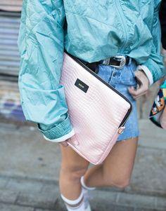 funda-portátil-mermaid-rosa-8 Street Style, Laptop Sleeves, Urban Style, Street Style Fashion, Street Styles, Street Fashion