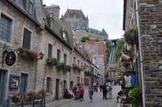 Historic District of Old Québec Canada UNESCO