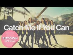 GIRLS' GENERATION_Catch Me If You Can_ Music Video Teaser - YouTube