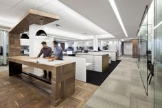 Broccolini Construction - Montreal Offices - Office Snapshots