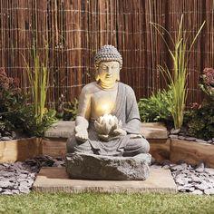 Small Japanese Garden, Japanese Garden Design, Japanese Gardens, Japanese Garden Lighting, Japanese Water Feature, Japanese Garden Landscape, Japanese Maple, Balinese Garden, Asian Garden