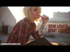 "Demi Lovato - Heart Attack (Punk Goes Pop Style Cover) ""Post-Hardcore"" - YouTube"