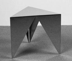 Scott Burton, Steel Table