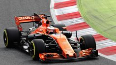 McLaren's dire start to pre-season testing continues with a second day of problems with Honda's new engine, as Ferrari set the pace.