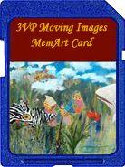 International MI Art, Brunei series, moving images memart card for the digital picture frame. Find previews @ 3vpmiart.com