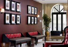 Hotel Cass | The Gettys Group Hospitality Design, Procurement, Branding & Consulting http://www.bykoket.com/blog/