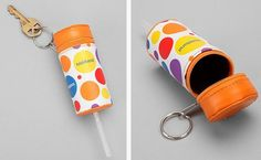 Who could ever forget melt-down-your-arms push pops? This is not very adult, but I like it. #purses #accessories #coinpurse