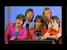 Bay City Rollers on the Hollywood Squares TV show. (Notice who actually KNEW the answer to the second question!!)