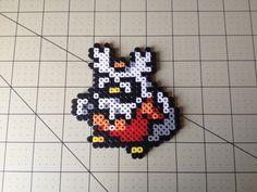 Pokemon Bead Sprite Set  Delibird by ToughTurtles on Etsy, $3.00