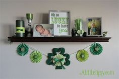 st. patrick's day decorations | Free St. Patrick's Day Decorations You Can Print