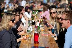 30 January to 1 February 2015 Wine, food, music and activities including a tractor parade.