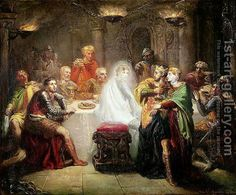 An analysis of the supernatural in macbeth a play by william shakespeare