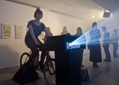 Spaceship Unbound Preview Night - Castlefield Gallery, Manchester, UK