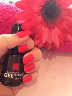 Jessica GELeration Valentine. Created by Serenity for Beauty.