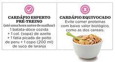 Dicas de Alimentação Pré-Treino e Pós-Treino | Beleza Cultura Mix