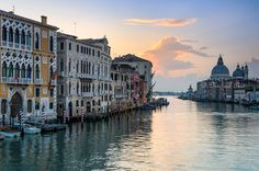 "500px / Photo ""Venezia Sunrise"" by Michael Abid"