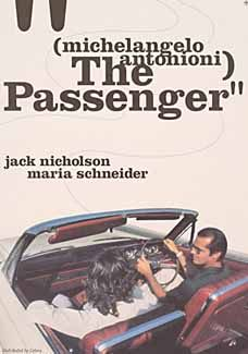 Posteritati: PASSENGER, THE (Professione: reporter) R1990's Japanese 20x29