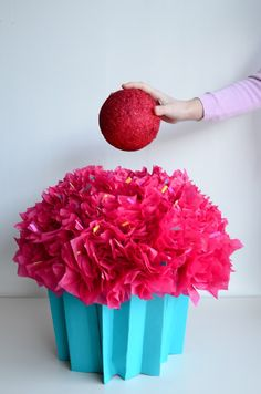 Adorn Event Styling: Cupcake Valentine's Day Box