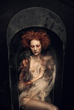 Queens Bath Από Photographer Signe Vilstrup