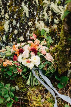 Ethereal Bridal Session Inspo in the Forest