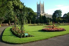 Bury St. Edmonds, England