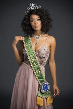 Miss Brasil 2016- Raissa Santanafoto: Marcelo Soubhia