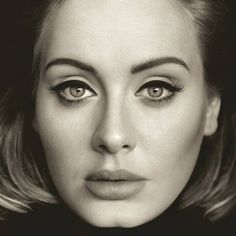 """Adele - 25 [New CD]. Highly anticipated 2015 album from British singer/songwriter and pop superstar Adele. 25 is her first new music since her Oscar winning single """"Skyfall"""" in """"Hello"""" is the debut single from Adele 25 Album, Adele Albums, Top Albums, Music Albums, Xavier Dolan, Ryan Tedder, Skyfall, Coldplay, Music Videos"""