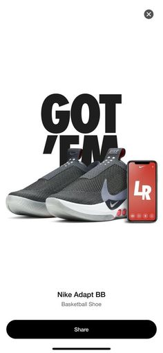 big sale 1208f 78d64 NIKE BB ADAPT DARK GRAY MENS SHOES SIZE 11 Save Price New Balance Male  Men s 573