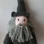 Gandalf (Lord of the Rings) - via @Craftsy