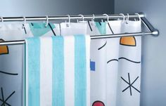 Ideas for Hanging & Storing Towels in a Really Small Bathroom