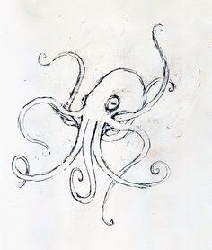 Octopuss Sketch